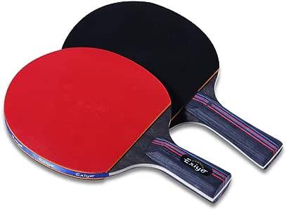 HENGTONGTONGXUN Raqueta de Tenis de Mesa, Entrenamiento Junior ...