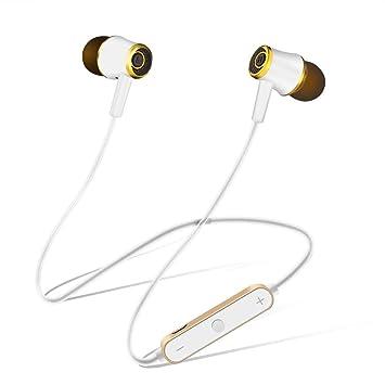 Auriculares Bluetooth In-Ear Auriculares Inalámbricos Bluetooth A prueba de sudor deportivos Auriculares con micrófono