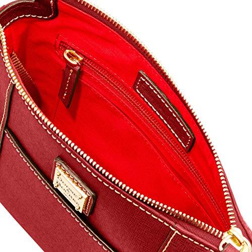 Burnt Bourke Dooney Orange Bag Lexington Crossbody amp; Shoulder Saffiano S10q7Fwa