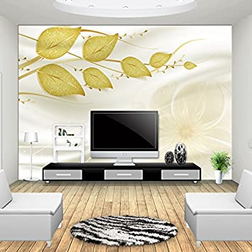 Hhcyy Kundenspezifisches Wandbild Der Tapete 3d Grüne Rebe Raum