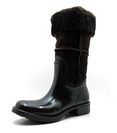 U.S. Polo Assn - Botas De Nieve de Goma Mujer, Color marrón, Talla ...
