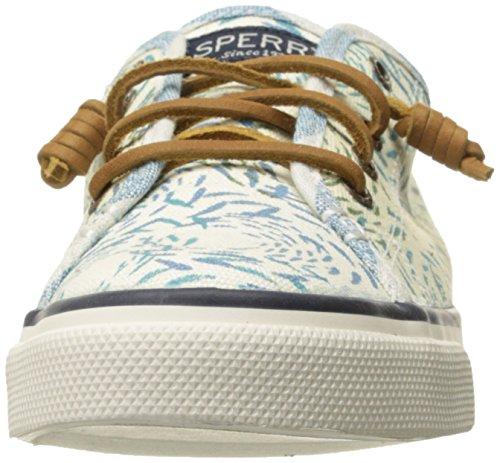 Sperry Damen Seacoast Fish Crcle Sneaker Blau (Blue)