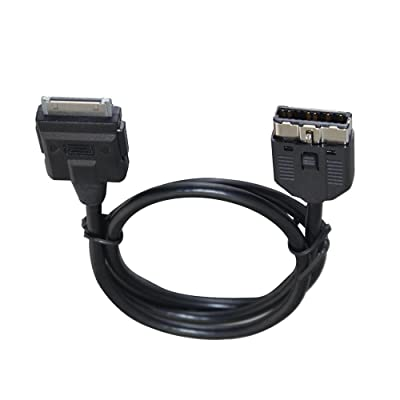 Skywin iPod Interface Cable for Land Rover Range Rover and Jaguar - iPod 30pin Cable Adapter for iPod Integration: Car Electronics