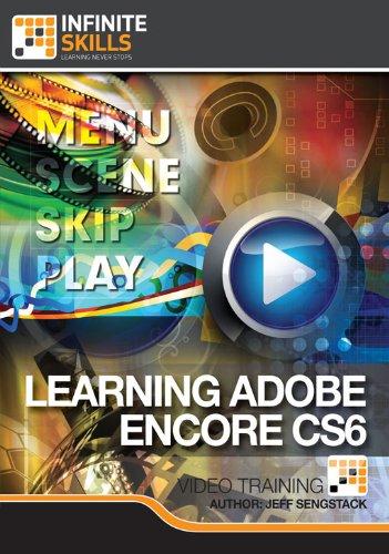 Adobe Encore CS6 [Online Code] by Infiniteskills
