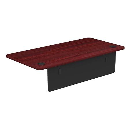 Tablero de mesa de 150 x 80 cm, superficie de acabado suave con ...