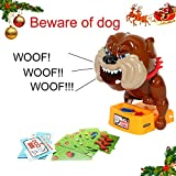 SGILE Beware of Barking Dog Novelty Prank Toy Gag Gift Board Game for Kids/Family Party