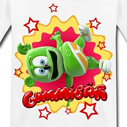 Spreadshirt Gummib/är Starburst Gummy Bear Toddler Premium T-Shirt