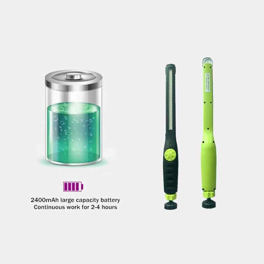 TONGK Esterilizador de luz UV port/átil de 30 LED esterilizaci/ón r/ápida mata el 99,9 /% de las bacterias