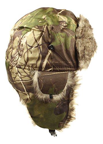 Hunters Camo Hats Russian Trapper