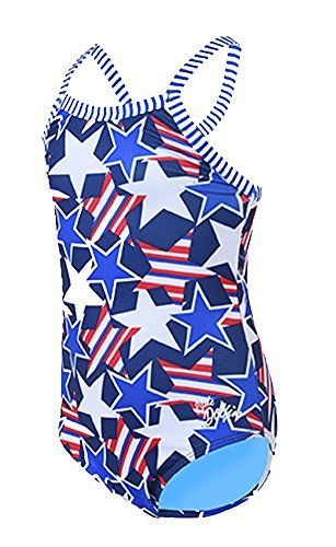 Dolfin Girls' Uglies One-Piece Swimsuit 10