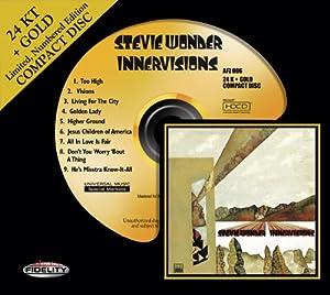 Stevie Wonder Innervisions Amazon Com Music
