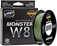 SeaKnight Monster S9 Braided Line 9 Strands Braided Fishing Line 328Yards/547Yards Super Smooth PE Braided Lin