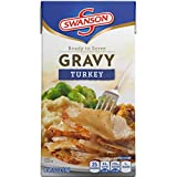 #8: Swanson Gravy, Turkey, 18.3 Ounce (Pack of 8) (Packaging May Vary)