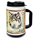 American Expedition 24-Ounce Thermal Mug (Gray Wolf)