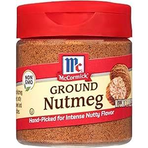 Amazon.com: McCormick Ground Nutmeg, 1.1 oz: Prime Pantry