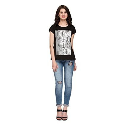 cd8170bb3 RS By Rocky Star Womens 5 Pocket Stone Wash Distressed  Jeans_Blue_36_201798451: Amazon.in: Clothing & Accessories