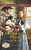 Cowboy to the Rescue, Louise M. Gouge, 0373282796