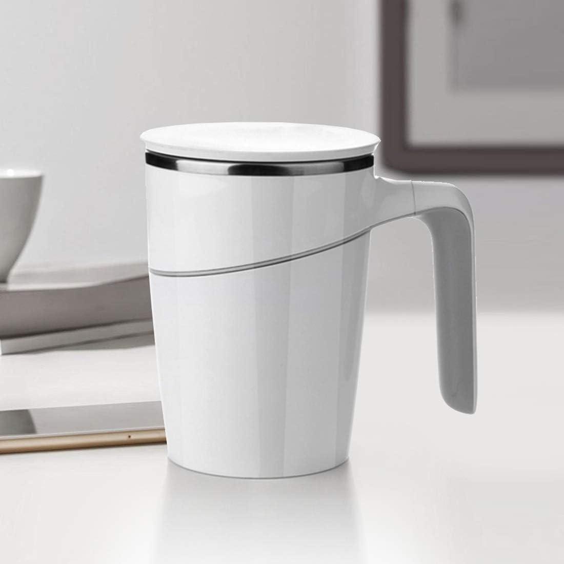 YKDY - Taza con Ventosa para Xiaomi FIU (470 ml), Color Blanco ...