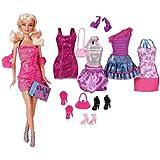 Exclusive Barbie KidPicks Fashion Doll Clothing Set - Barbie