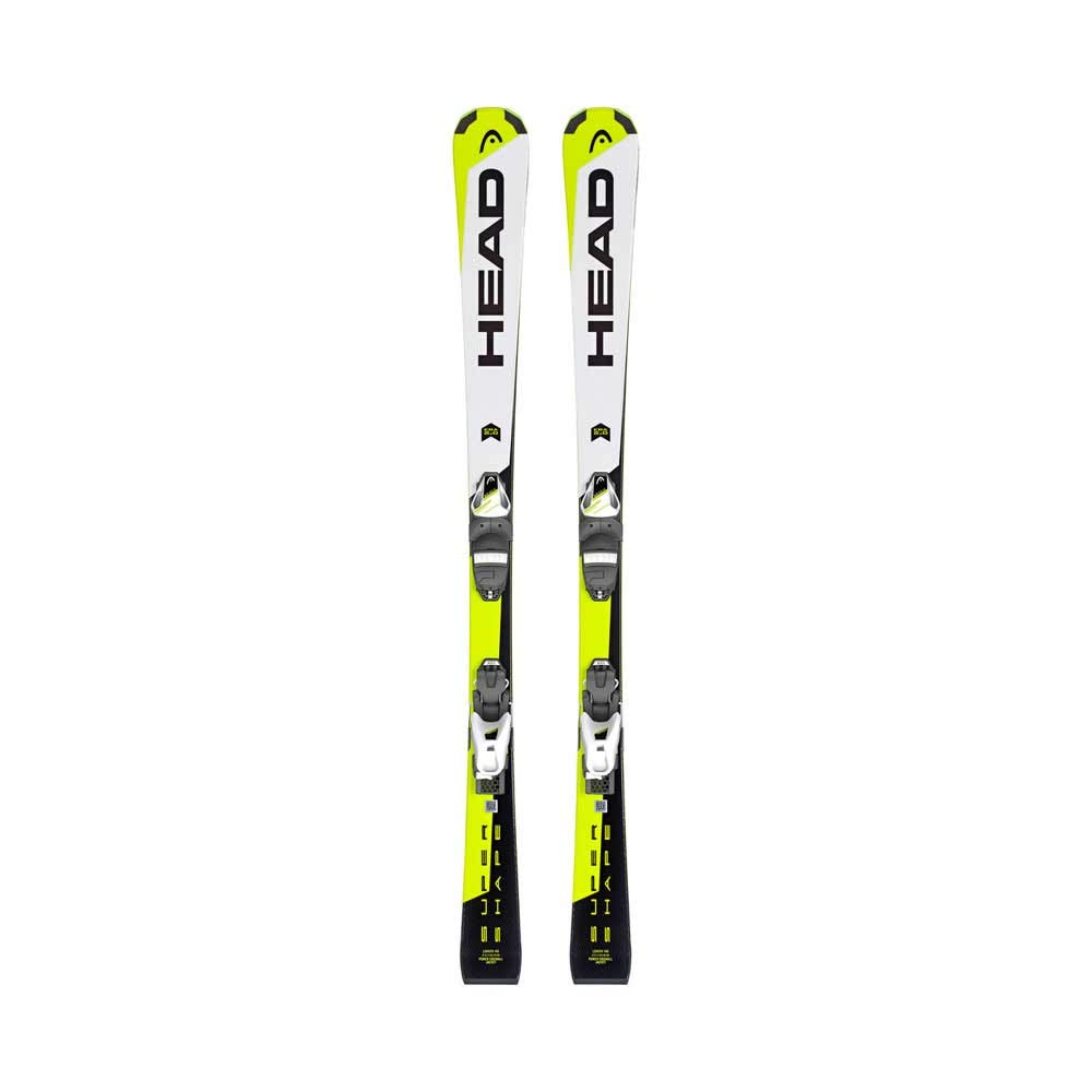 ヘッド(ヘッド) ジュニア スキー板ビンディング付 SUPERSHAPE SLR 2+SLR 4.5 AC 314188 無