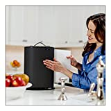 Innovia Hands Free Countertop Automatic Paper Towel Dispenser - Black