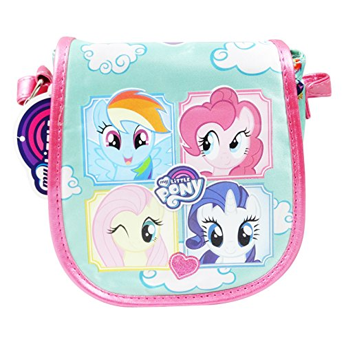 My Little Pony Fringe Borsa Piccola per Bambina a Tracolla Muffin Idea Regalo