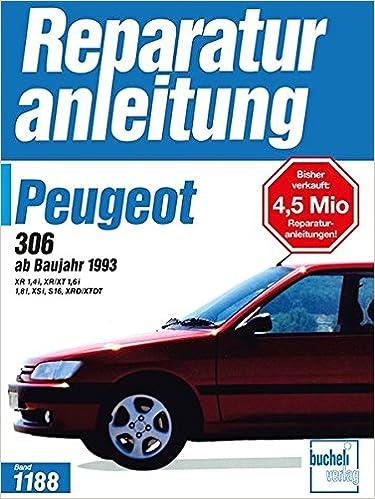 Nett Peugeot 306 Schaltplan Download Fotos - Die Besten Elektrischen ...