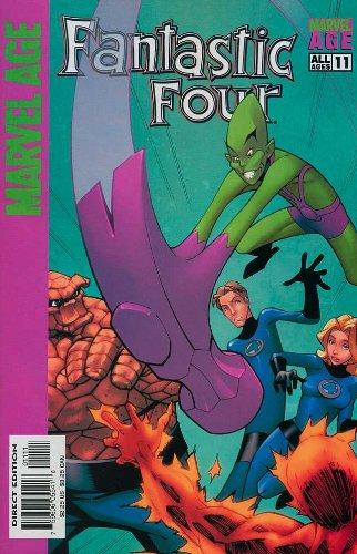 Download Marvel Age Fantastic Four, Edition# 11 pdf epub