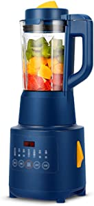 Professional Countertop Blender with 900-Watt Base, Total Crushing Pitcher and Cups for Frozen Drinks and Smoothies