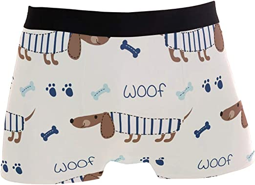 Mens Underwear Navy Whales Boys Boxer Brief