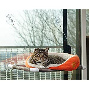 Kitty Cot Original World's Best Cat Perch 5