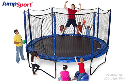 JumpSport 14 StagedBounce Trampoline System product image