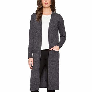 2601fdf502 Matty M Ladies  Duster Cardigan for Women at Amazon Women s Clothing store