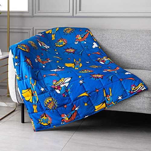 Topblan Kids Weighted Blanket 5 lbs 36
