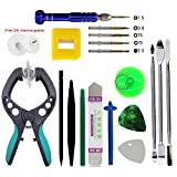 LCD Screen Opening Pliers Ultrathin Steel Pry Tool with Torx Phillips ...