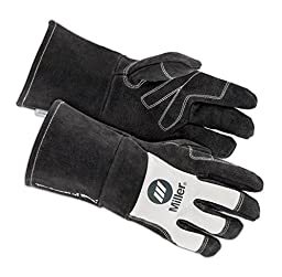 Miller Electric MIG (Pig Skin) Classic Welding Gloves Xl #271889