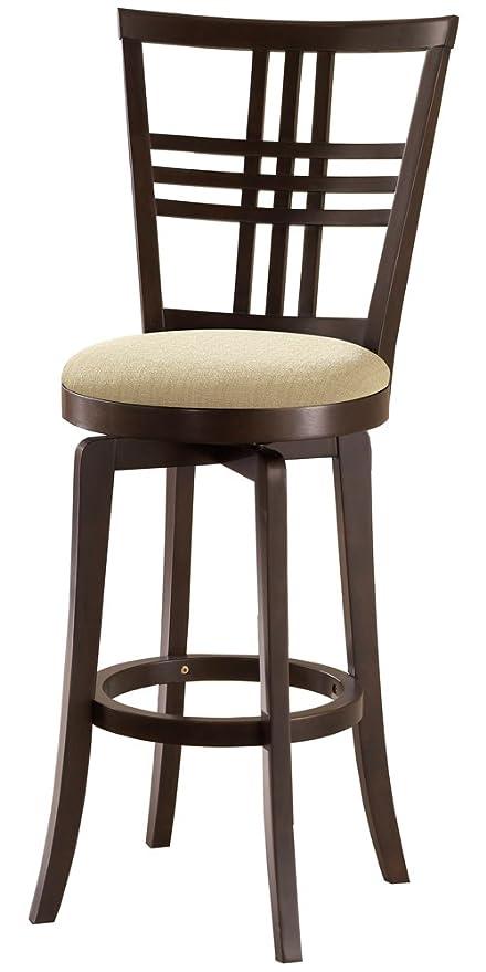 Amazing Amazon Com Hillsdale Tiburon Ii 24 Inch Swivel Counter Ncnpc Chair Design For Home Ncnpcorg