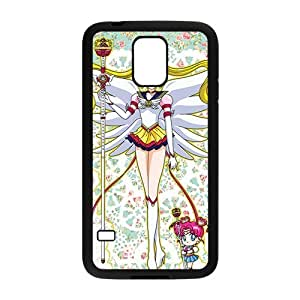 DAZHAHUI Beautiful young girl Cell Phone Case for Samsung Galaxy S5