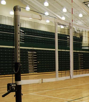 Amazon.com : Competition Indoor Volleyball Net : Sports & Outdoors