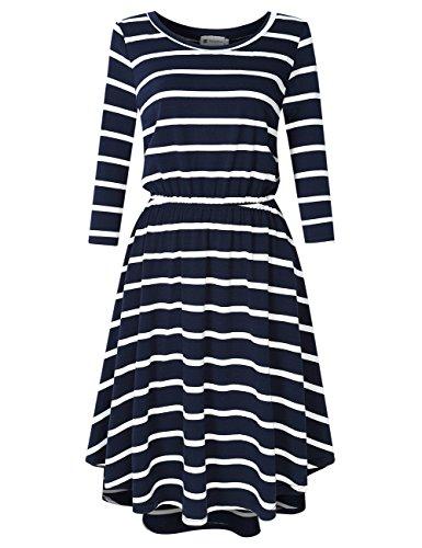 3 4 Length Dresses - 1