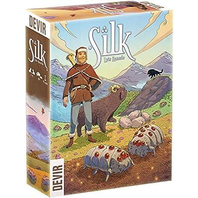 Devir Games Silk: Toys & Games