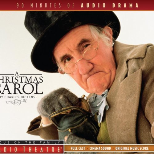 Christmas Music On Radio - A Christmas Carol (Audio Drama)