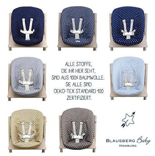 Housse pour Stokke Newborn Set Sailer Blausberg Baby
