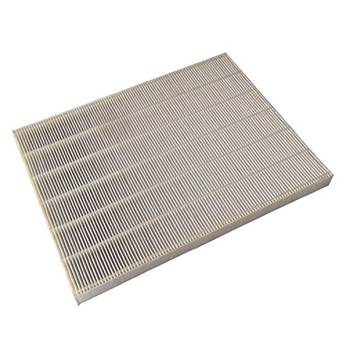 CF Clean Fairy Air Hepa Filter for Winix-Compatible 115115 & 4 Carbon Filters, Size 21 Filters Fits Plasma Wave WAC5300, WAC5500, WAC6300, 5000