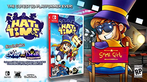 A Hat In Time - Nintendo Switch 2
