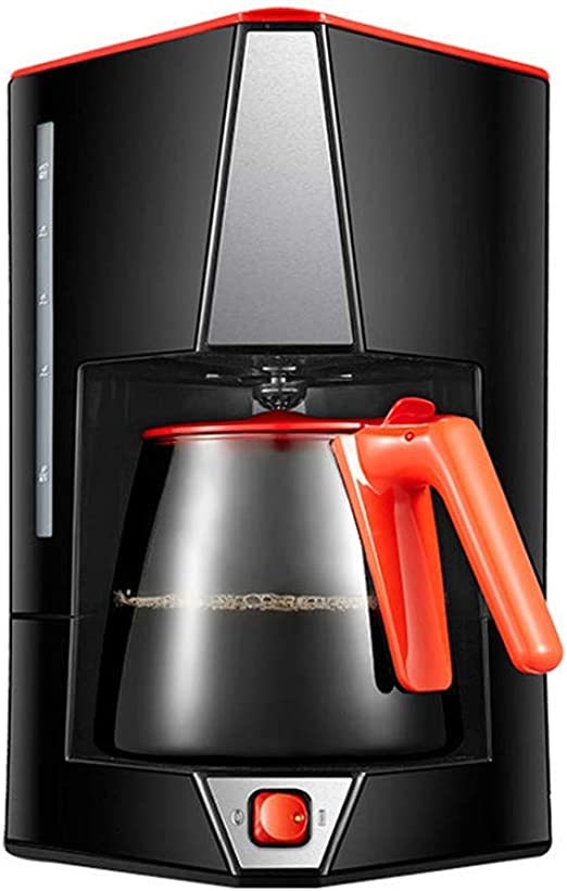 Maquina de cafe,Cafetera de goteo doméstico Espejo de piano Máquina de café automática Máquina de ordeño, Máquina de café profesional: Amazon.es: Hogar
