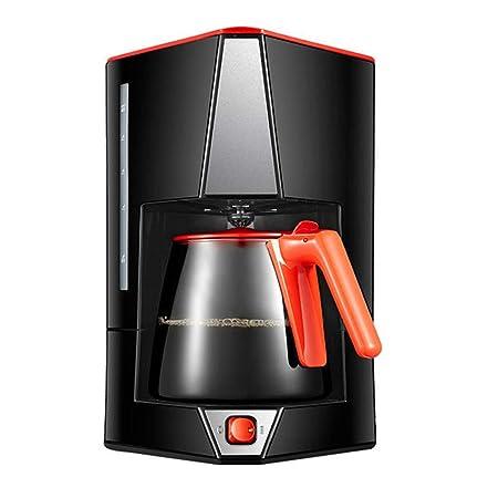 Máquina de café, cafetera de goteo para el hogar con espejo ...