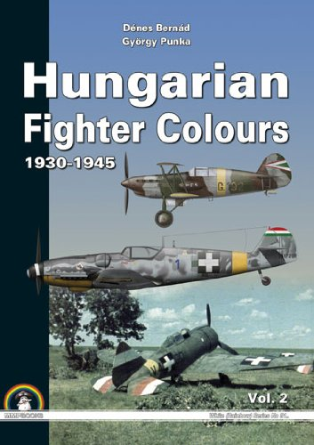 Hungarian Fighter Colours Vol. 2, 1930-1945 (White Series) Hardcover – February 19, 2014