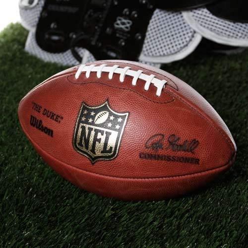 NFL Wilson National Football League Authentic League Game Football Ball National [並行輸入品] B07H9676Q6, ペットパラダイス:27b7bb35 --- mail.ferraridentalclinic.com.lb