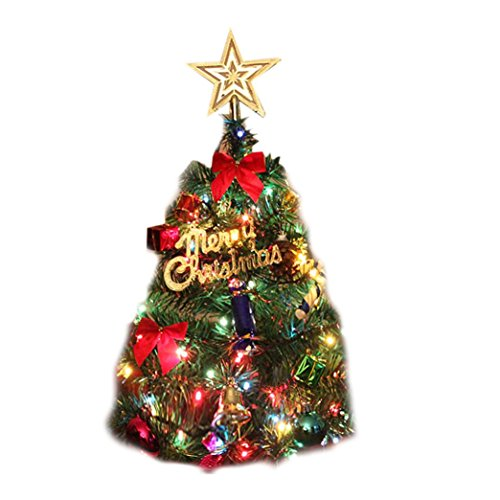 Small Artificial Christmas Trees With Led Lights - 9